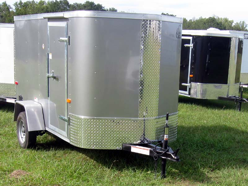 Enclosed Cargo Trailers Get The Best Price Here On An