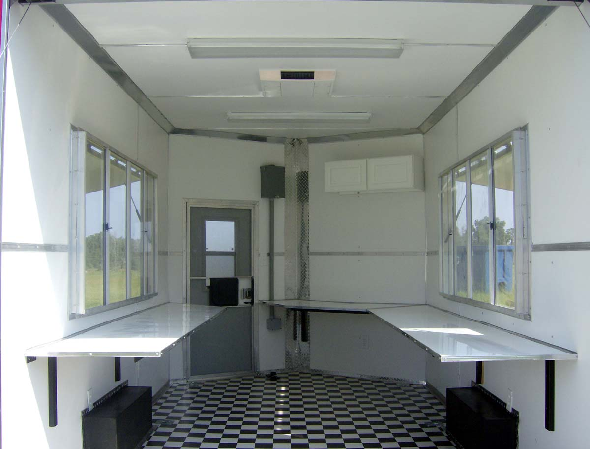 concession trailers get the best price here on a concession trailer rh bestdealtrailers com Concession Trailer Cabinets Concession Trailer Cabinets